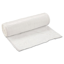 Inteplast Group IBSSL4347XHW Low-Density Can Liner, 43 X 47, 56gal, .8mil, White, 25/roll, 4 Rolls/carton