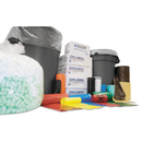 Inteplast Group IBSSLW4347SHK Institutional Low-Density Can Liners, 56 Gal, 1.4 Mil, 43 X 47, Black, 100/ct