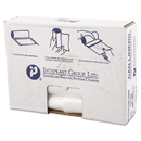 Inteplast Group IBSVALH3037N13 High-Density Can Liner, 30 X 36, 30gal, 13mic, Clear, 25/roll, 20 Rolls/carton