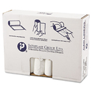 Inteplast Group IBSVALH3340N11 High-Density Can Liner, 33 X 39, 33gal, 11mic, Clear, 25/roll, 20 Rolls/carton