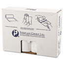 Inteplast Group IBSVALH3860N14 High-Density Can Liner, 38 X 58, 60gal, 14mic, Clear, 25/roll, 8 Rolls/carton