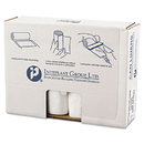 Inteplast Group IBSVALH4348N16 High-Density Can Liner, 43 X 46, 60gal, 16mic, Clear, 25/roll, 8 Rolls/carton
