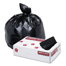 LAGASSE, INC. JAGG3858HBL Low-Density Commercial Can Liner, 60gal, 1.7mil, 38 X 58, Black, 100/carton