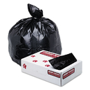 LAGASSE, INC. JAGG4046HBL Low-Density Commercial Can Liners, 40-45gal, 1.70 Mil, 40x46, Black, 100/carton