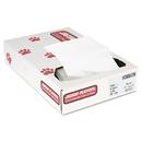 UNISAN JAGH3860H Heavy Grade Can Liners, 60gal, 13 Micron, 38 X 60, Natural, 200/carton