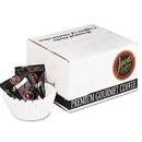 Distant Lands Coffee JAV302742 Coffee Portion Packs, 1.5oz Packs, 100% Colombian, 42/carton