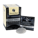 Java One JAV70400 Coffee Pods, French Vanilla, Single Cup, 14/box