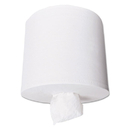Scott KCC01010 Center-Pull Towels, 8 X 15, White, 500 Sheets/roll, 4 Rolls/carton