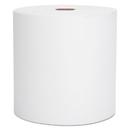 Scott KCC01040 Hard Roll Towels, 8 X 800ft, White, 12 Rolls/carton