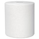 Kleenex KCC01080 Hard Roll Towels, 8 X 425ft, White, 12 Rolls/carton