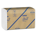 Scott KCC01510 C-Fold Paper Towels, 10 1/8 X 13 3/20, White, 200/pack, 12 Packs/carton