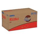 WypAll KCC01772 L10 Sani-Prep Dairy Towels, 10 1/2 X 10 1/4, White, 110/pack, 18 Packs/carton