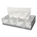 Kleenex KCC03076 White Facial Tissue, 2-Ply, 125/box, 12/carton