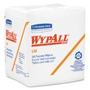 WypAll KCC05701 L40 Cloth-Like 1/4-Fold Wipers, 12 1/2 X 12, 56/box, 18 Packs/carton