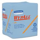 WypAll KCC05776 L40 1/4-Fold Wiper, 12 1/2 X 12, 56/box, 12 Boxes/carton