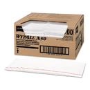 WypAll KCC06053 X50 Wipers, 23 1/2 X 12 1/2, White, 200/carton