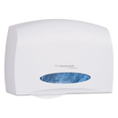 Kimberly-Clark Professional* KCC09603 Coreless Jrt Tissue Dispenser, 14 3/10w X 5 9/10d X 9 4/5h, White