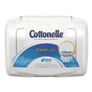 Cottonelle KCC36734 Fresh Care Flushable Cleansing Cloths, White, 3.75 X 5.5, 42/pack