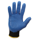 Jackson Safety* KCC40225 G40 Nitrile Coated Gloves, Small/size 7, Blue, 12 Pairs