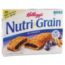 Kellogg' s KEB35745 Nutri-Grain Cereal Bars, Blueberry, Indv Wrapped 1.3oz Bar, 16/box