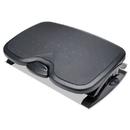 Kensington K52789WW SoleMate Plus Adjustable Footrest w/SmartFit System, 21.9w x 3.7d x 14.2h, Black