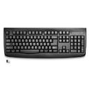 Kensington K72450US Pro Fit Wireless Keyboard, 18.38 x 8 x 1 1/4, Black