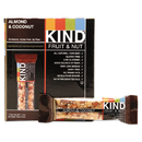 Kind KND17828 Fruit And Nut Bars, Almond And Coconut, 1.4 Oz, 12/box