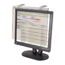KANTEK INC. KTKLCD20WSV Lcd Protect Privacy Antiglare Deluxe Filter, 19