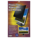 Kantek KTKSVL215W Secure View Lcd Monitor Privacy Filter For 21.5