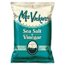 Miss Vickie's LAY44446 Kettle Cooked Sea Salt & Vinegar Potato Chips, 1.375 Oz Bag, 64/carton