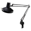 Ledu LEDL445BK Three-Way Incandescent/fluorescent Clamp-On Lamp, 40