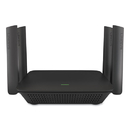 LINKSYS RE9001 Max-Stream RE9000Wi-Fi Range Extender, 4 Ports, 2.4GHz/5GHz