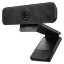 Logitech 960-001075 C925e Webcam, 1080p, Black