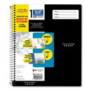 Five Star 06270 Interactive Notebook, 1 Subject, Medium/College Rule, Assorted Cover Colors, 11 x 8.5, 100 Sheets