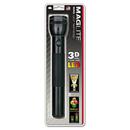Maglite ST3D016 LED Flashlight, 3D, Black