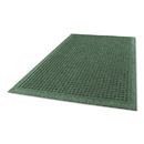 MILLENNIUM MAT COMPANY MLLEG030504 Ecoguard Indoor/outdoor Wiper Mat, Rubber, 36 X 60, Charcoal