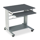 Mayline MLN945ANT Empire Mobile Pc Cart, 29-3/4w X 23-1/2d X 29-3/4h, Anthracite