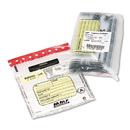 MMF INDUSTRIES MMF2362010N20 Tamper-Evident Deposit/cash Bags, Plastic, 9 X 12, Clear, 100 Bags/box