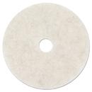 3M 3300 Ultra High-Speed Natural Blend Floor Burnishing Pads 3300, 27