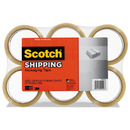 Scotch MMM33506 3350 General Purpose Packaging Tape, 1.88