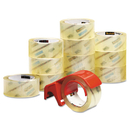 Scotch MMM375012DP3 3750 Commercial Performance Packaging Tape, 1.88