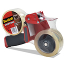 Scotch MMM37502ST Packaging Tape Dispenser With 2 Rolls Of Tape, 1.88