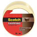 Scotch MMM3750 3750 Commercial Grade Packaging Tape, 1.88