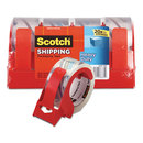 3M/COMMERCIAL TAPE DIV. MMM38504RD 3850 Heavy-Duty Packaging Tape, 1.88