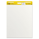 3M/COMMERCIAL TAPE DIV. MMM559 Self-Stick Easel Pads, 25 X 30, White, 2 30-Sheet Pads/carton
