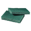 Scotch-Brite MMM59166 General Purpose Scrub Pad, 3 X 4 1/2, Green, 40 Per Box