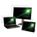 3M AG195W9B Antiglare Flatscreen Frameless Monitor Filters for 19.5