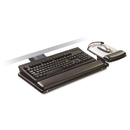 3M/COMMERCIAL TAPE DIV. MMMAKT180LE Sit/stand Easy Adjust Keyboard Tray, Highly Adjustable Platform,, Black