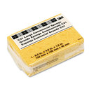 3M/COMMERCIAL TAPE DIV. MMMC31 Commercial Cellulose Sponge, Yellow, 4 1/4 X 6