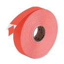 MONARCH MARKING MNK925075 Easy-Load 1131 1-Line Pricemarker Label, 7/16 X 7/8, Fluorescent Red, 2500/pack